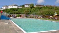 Hayle Outdoor Swimming Pool